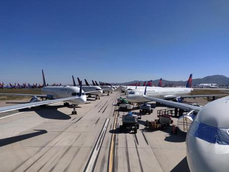 Vidéo : Comment les équipes de Delta ont remis en service plus de 550 avions pour la reprise.