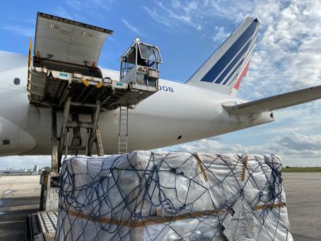 Les équipes Air France KLM mobilisées pour le succès de la campagne Beaujolais nouveau 2020