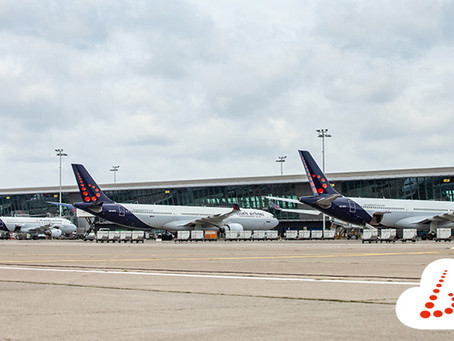 Brussels Airlines signe un contrat avec Alyzia pour l'assistance en escale à Brussels airport