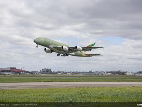 Airbus A380 : Chronique d'une retraite anticipée