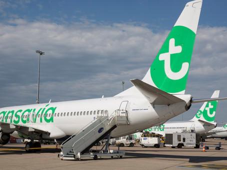 Transavia opérera la ligne Montpellier - Paris Orly à compter du 8 novembre.