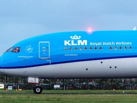 Le réseau de destinations KLM en Amérique du Nord pratiquement à son niveau pré Covid-19.