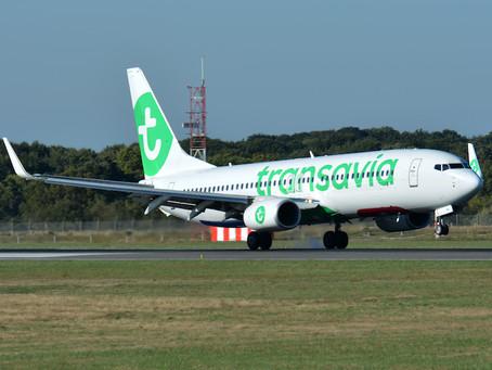 Transavia ouvre de nouvelles lignes estivales au départ de plusieurs bases