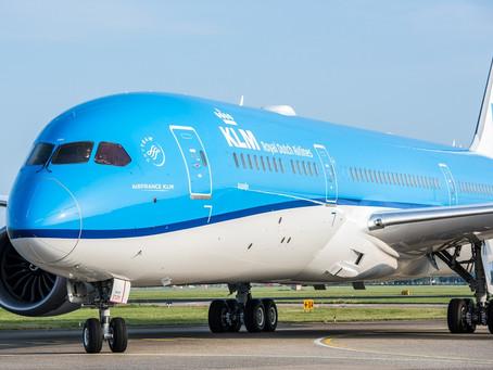 6 nouvelles destinations long-courrier pour KLM cet hiver