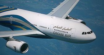 Airbus A330-300 d'Oman Air - Gate7