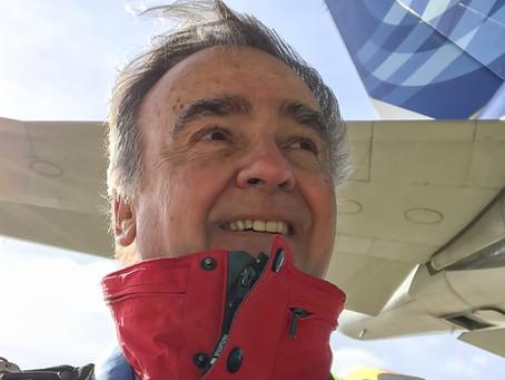Le Proust voyageur de Pol Bacquet, photographe aéronautique