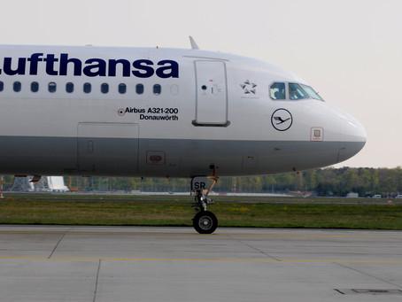 Le groupe Lufthansa étend son offre en juin et annonce une perte de 2,1 milliards d'euros.