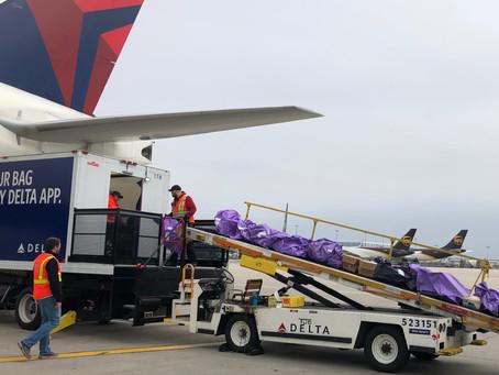 Delta augmente le nombre de vols tout cargo entre l'Asie et les Etats Unis.