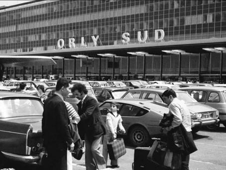 Les lettres d'ORLY vendues aux enchères au profit de la Fondation ADP contre l'illettrisme.