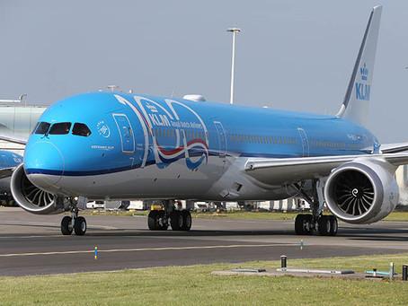 KLM réduit sa capacité en Europe en réponse à la deuxième vague de COVID-19