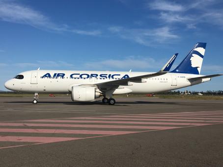 L'été se prolonge pour Air Corsica. Entretien avec Luc Bereni président du directoire.