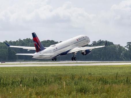 Airbus a livré à Delta Air Lines le premier A220 construit aux États-Unis