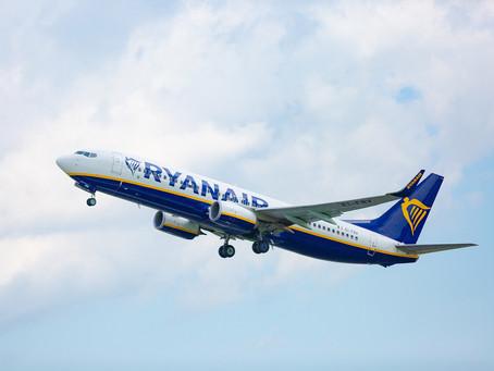 Ryanair croit en Bordeaux et proposera 33 destinations cet été dont 3 nouvelles lignes.