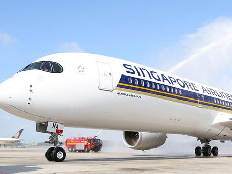 Singapore Airlines s'engage à atteindre la neutralité carbone d'ici 2050