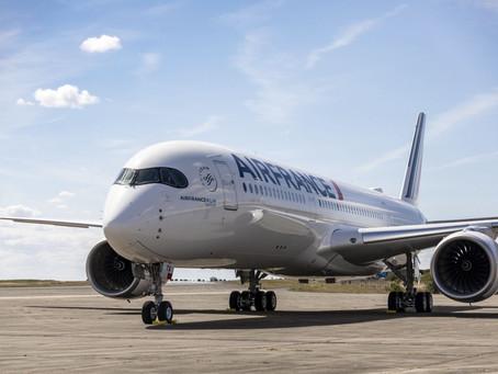 Air France-KLM annonce un plan de mesures de renforcement du capital