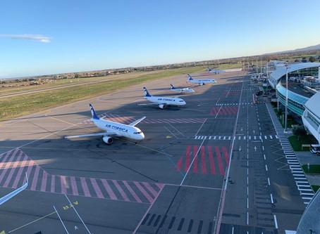 Grand format : Air Corsica