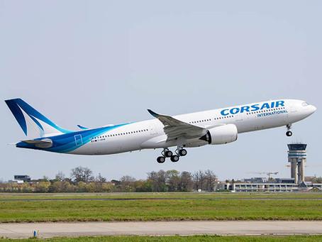 Corsair desservira la Guadeloupe depuis Bordeaux à partir du 19 décembre.