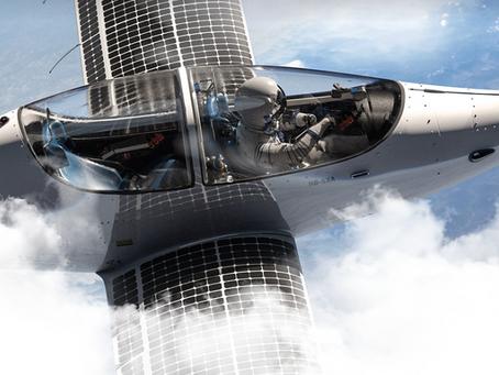 Aviation durable : Solar Stratos prend de l'altitude