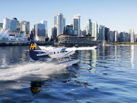 Découvrez Harbour Air et sa flotte 100 % hydravions