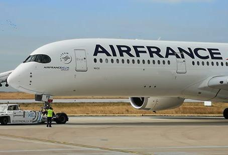 Air France classée parmi les meilleures en Europe pour la santé et la sécurité Covid