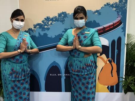SriLankan revient à Paris