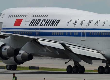 Sur quelles lignes et compagnies peut on encore voler en Boeing 747 ?