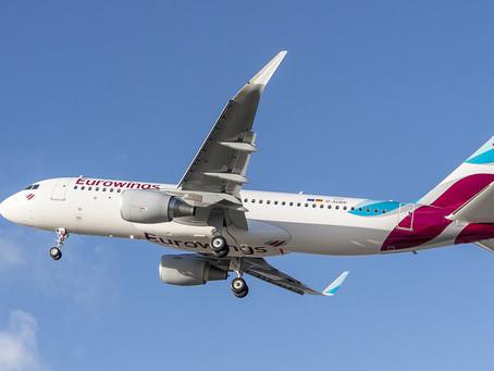 Eurowings va ouvrir une nouvelle base à Prague