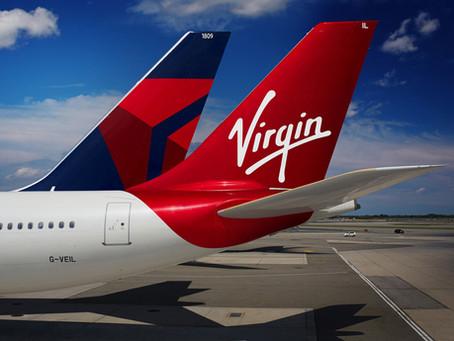 Delta Airlines et Virgin renforcent leurs vols entre les Etats-Unis et le Royaume-Uni cet automne.
