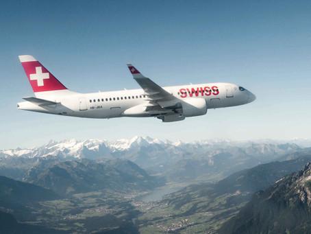 Swiss : Plus de destinations au départ de Zurich et Genève pour le programme d'hiver.