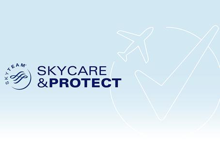 Fondée il y a 20 ans Skyteam lance Skycare & Protect