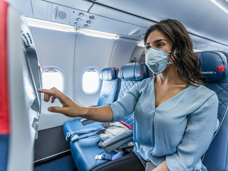 Delta limite la capacité à bord en bloquant les sièges du milieu jusqu'au 30 mars 2021
