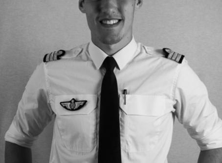 Le Proust voyageur de Gauthier Naudin pilote de ligne sur Airbus A320 chez Air France.