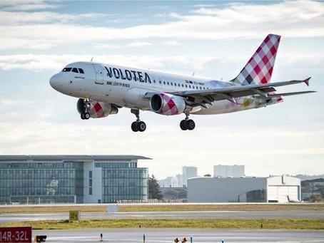 VOLOTEA a transporté plus de 3,2 millions de passagers cet été.