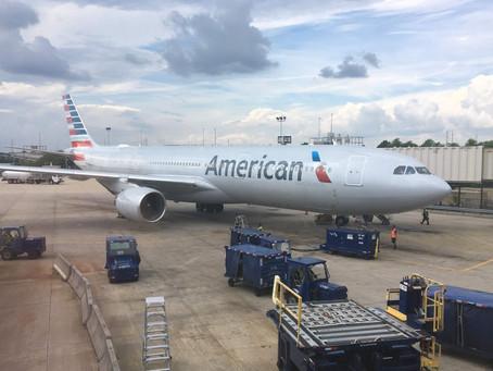 American Airlines rationalise sa flotte et se sépare de 5 types d'avions.