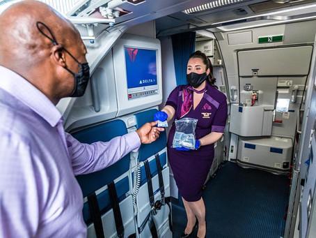 Delta va lancer le premier voyage sans quarantaine et sans COVID vers l'Italie