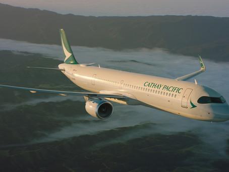 Cathay Pacific déploie l'Airbus A321neo sur les vols court-courriers et dès le 4 août vers Schangai.