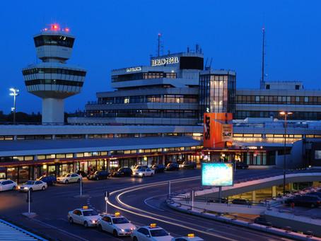 Air France : Auf Wiedersehen Tegel et Guten Tag Berlin Brandebourg  Willy Brandt