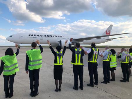 Reportage : Japan Airlines célèbre les 60 ans de la ligne Tokyo-Paris.🇯🇵🇫🇷