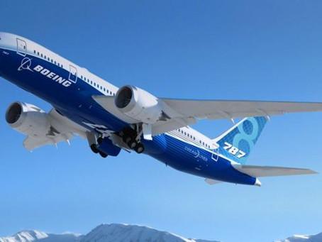 Les livraisons de Boeing 787 Dreamliner interrompues jusqu'à fin octobre.