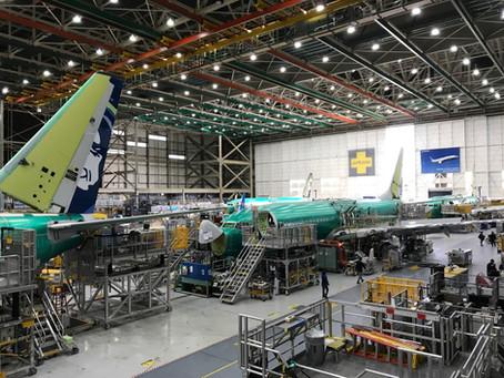 Airbus et Boeing face au coronavirus