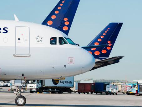 Brussels Airlines annonce une perte de 182 millions d'euros au 1er semestre en raison de la pandémie