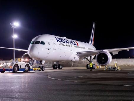 Eté 2021 : Air France à Denver au départ de Paris-Charles de Gaulle
