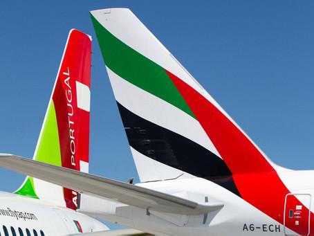 Emirates et TAP Air Portugal développent leur coopération et leurs destinations en code share
