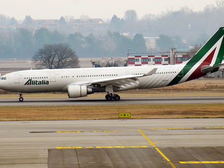 Le coronavirus une aubaine pour Alitalia?