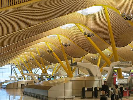 Le beau mois d'août des aéroports espagnols.
