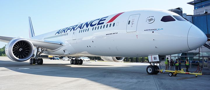 Boeing 787 Air France - Gate7 - Christophe Chouleur