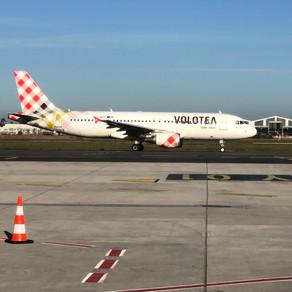 Volotea lance une nouvelle ligne à destination de Lille au départ de Bordeaux.