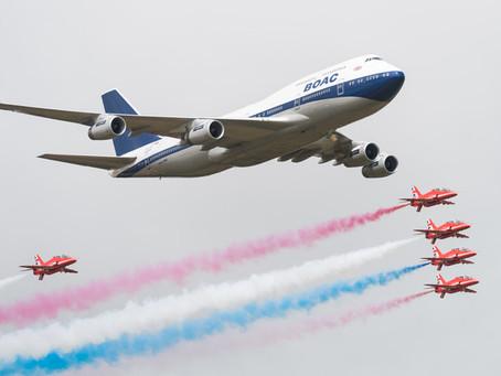 British Airways dit adieu au Boeing 747 après presque cinq décennies d'exploitation du jumbo jet.