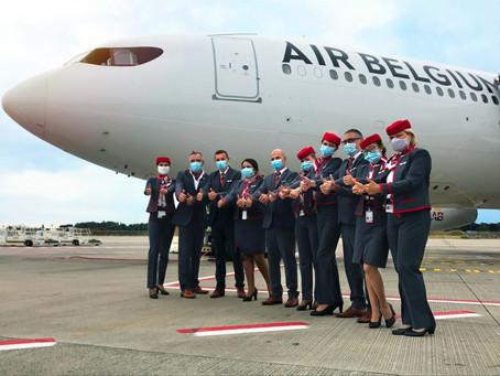 La compagnie Air Belgium de retour aux Antilles