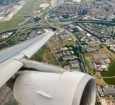 Rénovation de la piste 07L / 25R à Brussels Airport pendant les vacances d'été